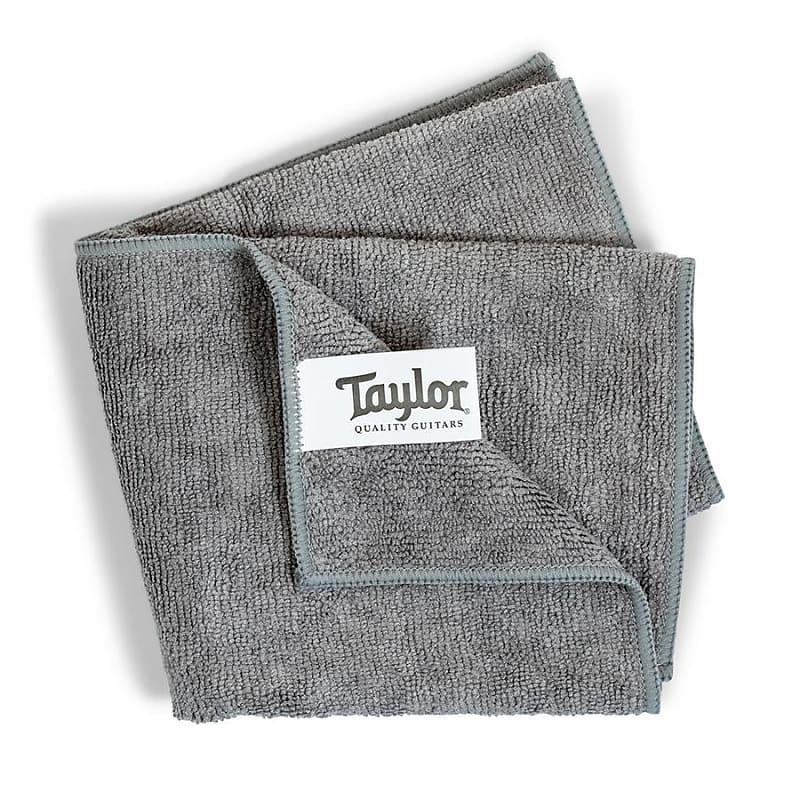 Taylor Premium Plush Microfiber Cloth, 12