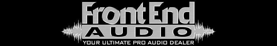 Front End Audio - Your Ultimate Pro Audio Dealer