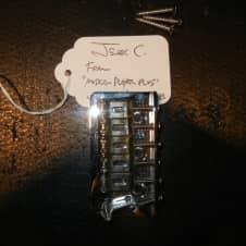 Fender Modern Player Plus Fixed Bridge Chrome / Nickel image