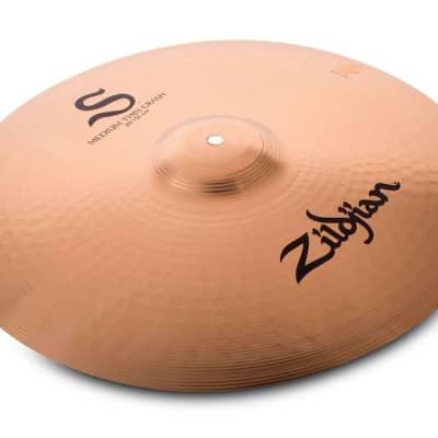 "Zildjian 20"" S Series Medium Thin Crash Cymbal"