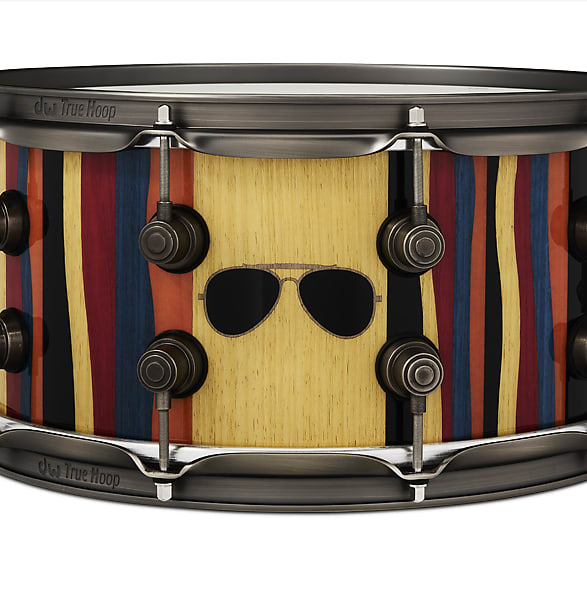 DW Jim Keltner Icon Snare Drum Limited Edition #51 of 250