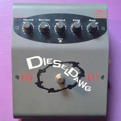 Gallien-Krueger Diesel Dawg Bass Overdrive 2004 for sale
