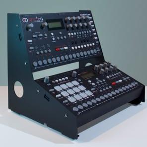 Elektron 2-Tier Stand (Standard Edge version) for AnalogRYTM, AnalogFour, Octatrack, Machinedrum etc