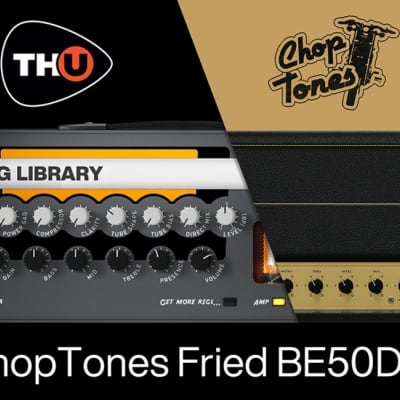 Overloud Choptones Fried Lilbox - TH-U Rig Library