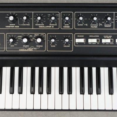 Moog  Multimoog - Analog Synthesizer - Pro-Serviced w/Restoration