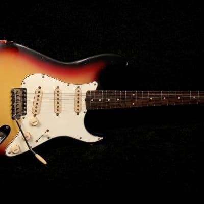 RebelRelic S-Series 61 3 Tone Sunburst for sale