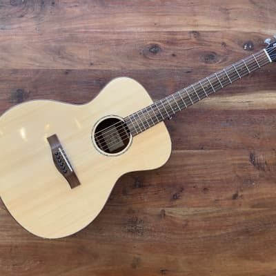 St. Matthew OM-2 Solid Spruce Acoustic Guitar for sale