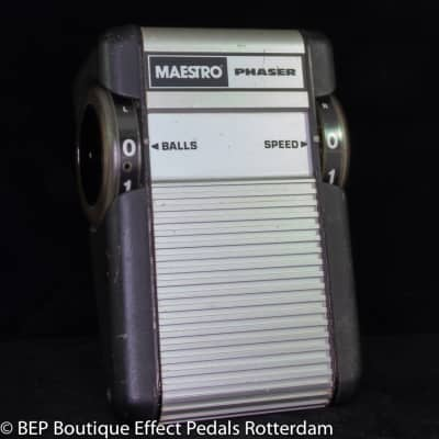 Maestro MP-1 Phaser 1976 s/n MP017167 made in USA designed by Bob Moog for sale