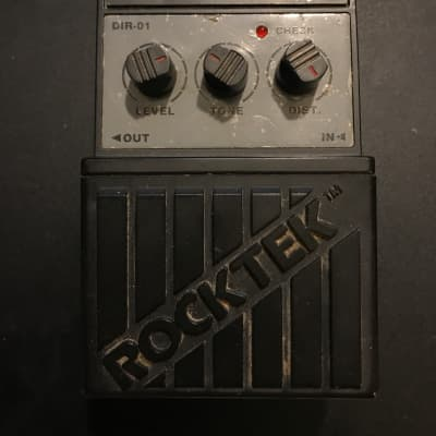 1980s Rocktek Distortion for sale