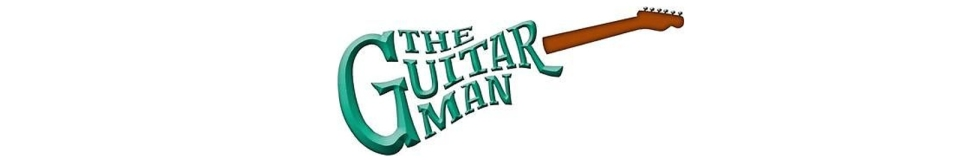 The Guitar Man Store Salisbury md
