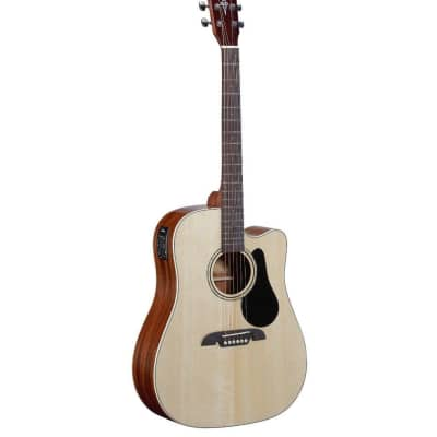 Alvarez Model RD26CE Regent Series Acoustic Electric Cutaway w/Deluxe Bag - NEW