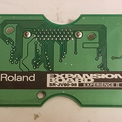 Roland SR-JV80-98 Experience 2 Expansion Board
