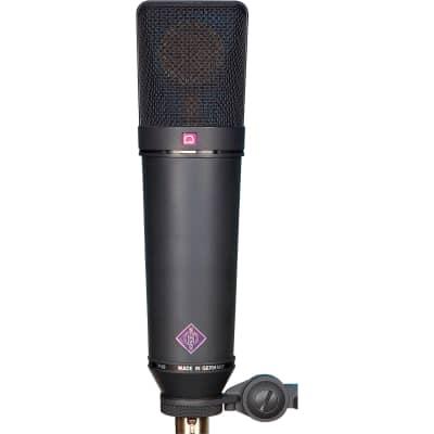 Neumann U 87 Ai Condenser Microphone (Black)