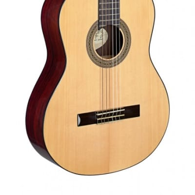 Angel Lopez CER S Classical Guitar, Solid Spruce Top, Rosewod Back & Sides, Free Shipping for sale