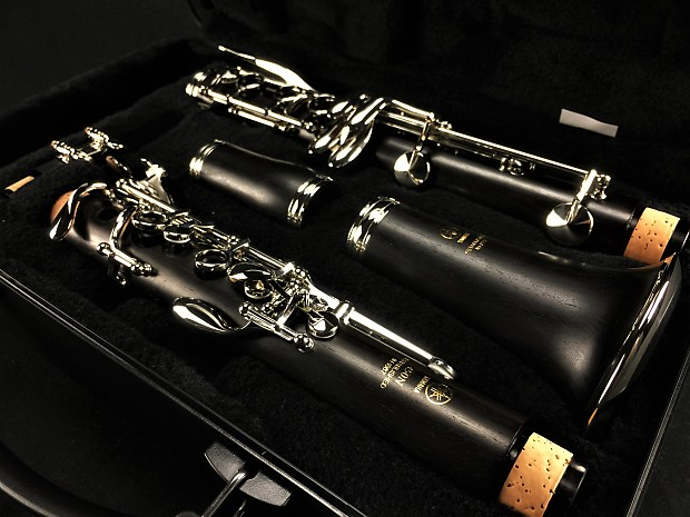 Yamaha YCL-450NM Intermediate Clarinet Duet+ | Reverb