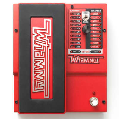 DigiTech Whammy Pedal with True Bypass for sale