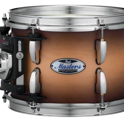 Pearl Masters Maple Complete Tom 10x9 Satin Natural Burst