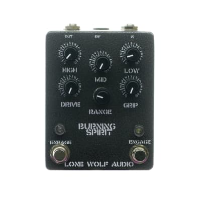 Lone Wolf Audio Burning Spirit V3 Overdrive