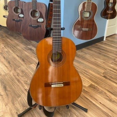 Vintage (1966-73) Crown Professional Classical Acoustic Guitar-Used for sale