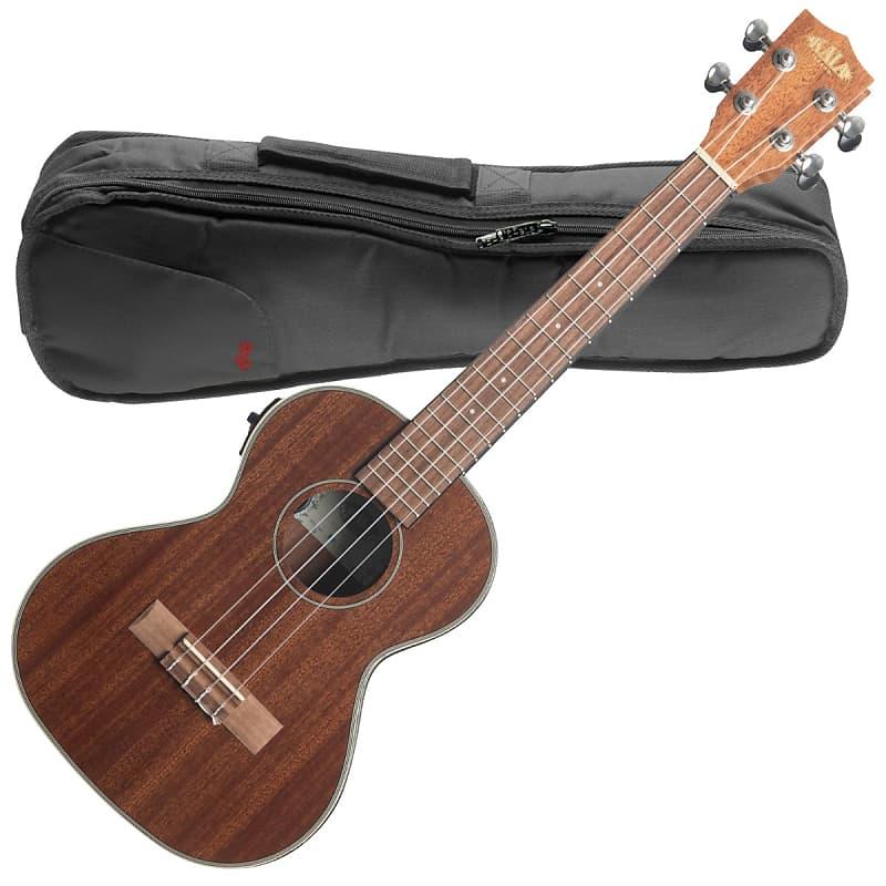 kala ka tge acoustic electric tenor ukulele uke pak reverb. Black Bedroom Furniture Sets. Home Design Ideas