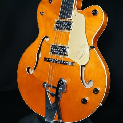 "Gretsch G6120T-BSSMK Brian Setzer Signature Nashville '59 ""Smoke"""