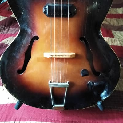 Lee Gibbs Concerttone Archtop 40s 50s for sale