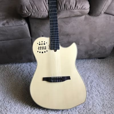 Godin Multiac Nylon SA - Natural