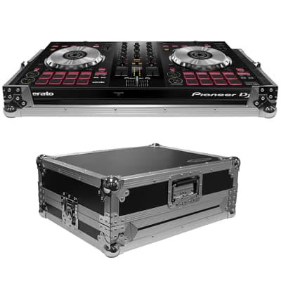 Pioneer DJ DDJ-SB3 Serato DJ Controller & Odyssey FRDJCS Flight Case Package