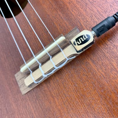 Ukulele Pickup: Kremona UK-1 Detachable Passive Piezo