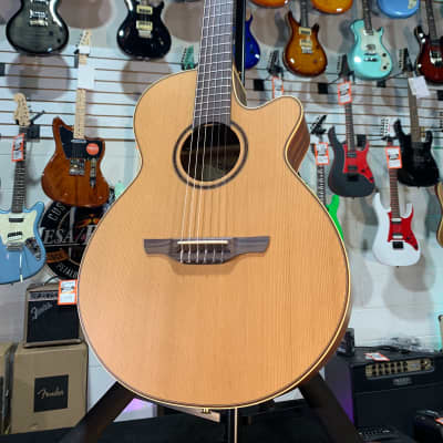 Takamine P3FCN - Authorized Dealer Hard Case Included Free Shipping!