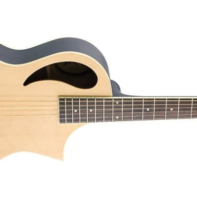 Acoustic Electric Guitars 2019 New Style Peavey Composer Parlor Sunburst Acoustic/electric Guitar With Gig Bag Strong Packing