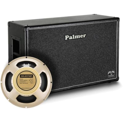 Palmer CAB 212 CRM guitar cabinet for sale