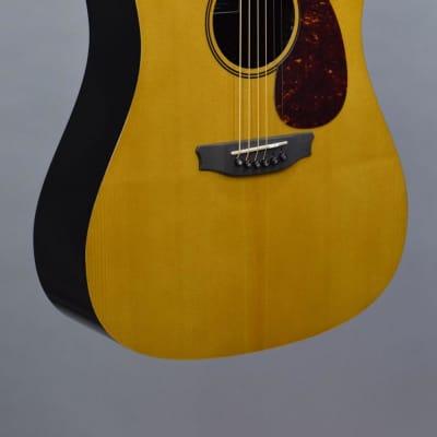 RainSong V-DR1100N2 Vintage Series Carbon Fiber Guitar w/ Custom Shark Inlays for sale