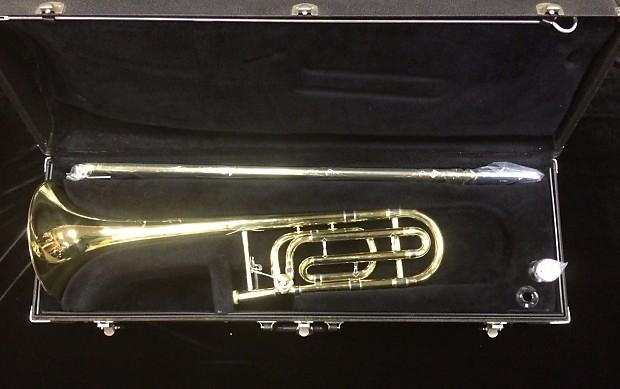 Bach TB200 F Trigger Trombone | Woody's Music of Tega Cay