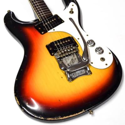 Mosrite Ventures Model Moseley (1965-66) for sale