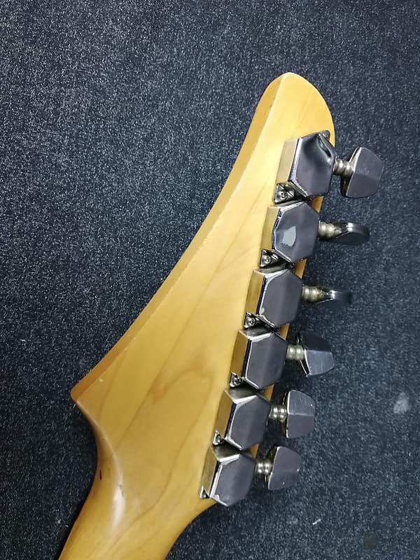 Washburn Kc 20v Electric Guitar W Whammy Bar Reverb