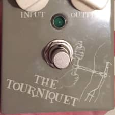 Ashdown Dr Green  The Tourniquet Bass Compressor