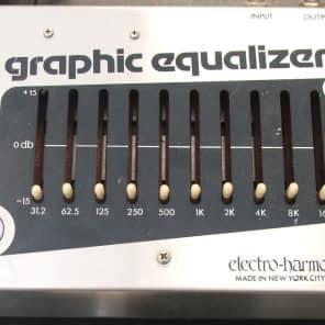 Electro-Harmonix Graphic Equalizer