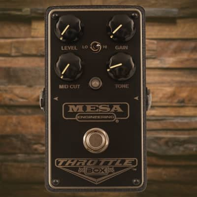 Mesa Boogie Throttle Box Distortion for sale