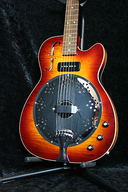 gibson electric dobro dobrolektric resonator guitar w hsc reverb. Black Bedroom Furniture Sets. Home Design Ideas