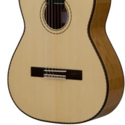 Tiepolo SC Fichte Kirsche Konzertgitarre for sale