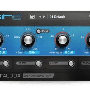 Tek'it Audio DigitD - Distortion Plugin (Download)
