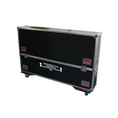 """Gator G-TOURLCDV2-6065 G-Tour 60-65"""" LCD / Plasma Monitor ATA Road Case"""