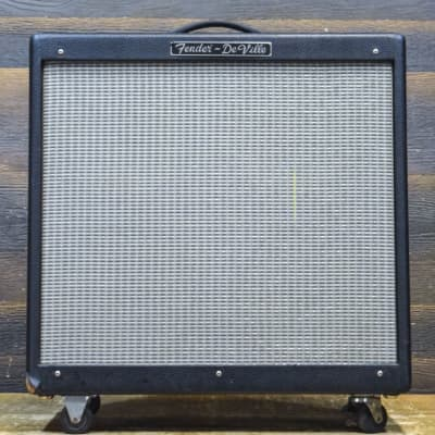 "Fender Hot Rod DeVille 410 - 60-Watt 4x10"" Guitar Combo Amplifier w/Footswitch"