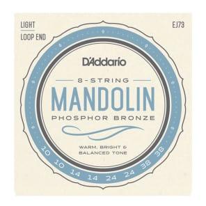 D'Addario J73 Mandolin Strings Phosophor Bronze Light
