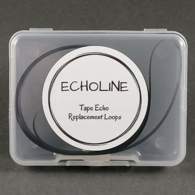 10X MEAZZI Echomatic Echo tape loops - SHORT loop - tapes