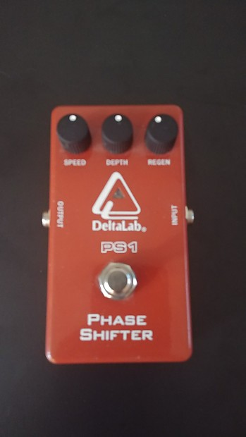 Delta Lab PS1 Phase Shifter HIDDEN GEM   Roman's 5 And Dime