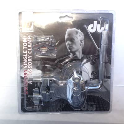 DW DWSM991 Single Tom Clamp With V Memory Lock