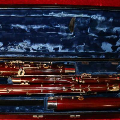 Schreiber Bassoon  Red
