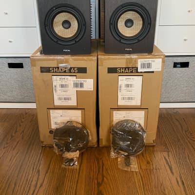 "Focal Shape 65 6.5"" Powered Studio Monitors (Pair)"